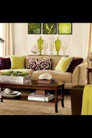 Blue Green  Gray Living Room Living Rooms  Great Rooms - Green living room design