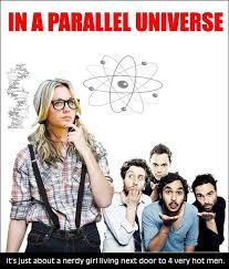 Big Bang Theory Meme - the big bang theory in a parallel universe memes and comics