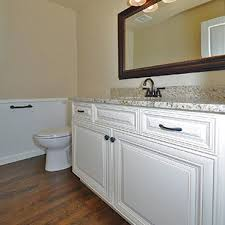 Bathroom With White Cabinets - charleston antique white rta bath vanities for sale discount