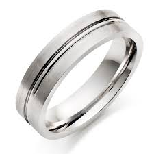 white gold mens wedding bands wedding rings platinum and white gold mens wedding band white