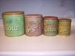 kitchen canisters flour sugar flour sugar canisters foter