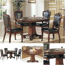 Dining Table And Chairs Used Poker Table And Chairs U2013 Medicaldigest Co