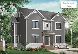 cape cod home design house plan w3705 detail from drummondhouseplans com