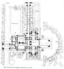 prairie house plans frank lloyd wright prairie house plans