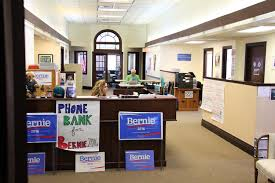 bernie sanders vermont house sanders u0027 campaign is letting go of nearly half his campaign staff