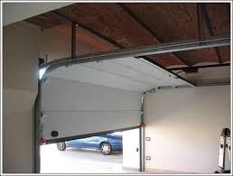 porta sezionale l aprire progettazione e posa automatismi per cancelli e portoni