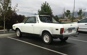 subaru brat custom first look wheels boulevard subaru bi drive recreational all