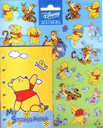 winnie the pooh photo album sticker album a6 winnie pooh sticker