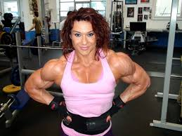 you won u0027t believe how huge these 9 female bodybuilders are
