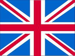 De Flag Englische Flagge Wer Weiss Was De