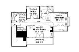 House Plans With Vaulted Great Room by Craftsman House Plans Garage W Apartment 20 119 Associated Designs