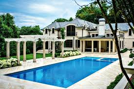 Rectangular Pool Designs And Shapes Swim Pool Designs