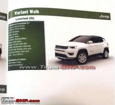 lexus suv price in sri lanka jeep compass suv brochure leaked ahead of launch