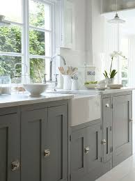 Gray Kitchen Cabinets Benjamin Moore by Gray Kitchen Cabinets