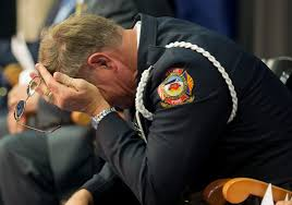 Arizona Firefighters Killed 2015 by Town Grieves Ariz Hotshot Firefighters The Blade
