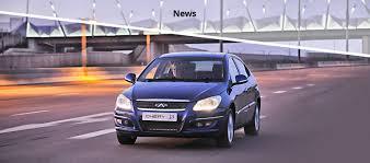 chery qq3 u0027s performance chery auto