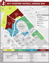 Tcu Parking Map Stanford