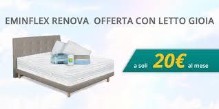 prezzo materasso eminflex materassi eminflex offerte sconti e promozioni