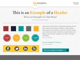 responsive header design exles 20 best style tile exles images on pinterest style guides