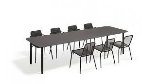chaise de jardin design chaise de jardin design industriel en acier inox 304 starling