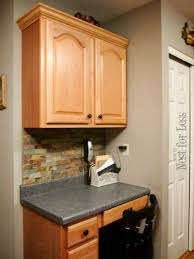 kitchen cabinet moulding ideas impressing mini makeover crown molding on my kitchen cabinets how