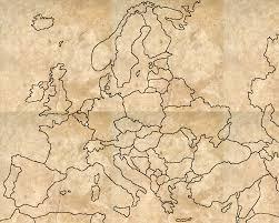 Blank Fantasy World Map by Blank Map Generator