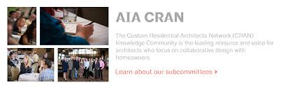 cran home customresidentialarchitectsnetwork