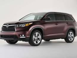 2014 toyota camry price 2014 toyota highlander crossover suv road test and review