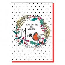 buy woof merry christmas christmas card utility design