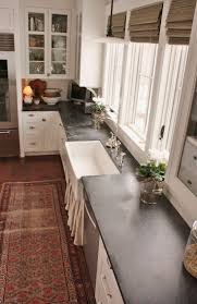 granite countertops stainless steel appliances reclaimed