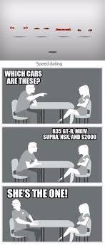 Speed Dating Meme - speed dating cars