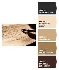 backdrop well bred brown paint colors from chip it by sherwin