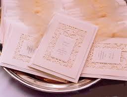Laser Cut Wedding Programs Emanuela U0027s Blog Check Out Our Gallery Of Photo Wedding