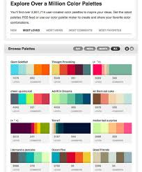 color scheme maker color links books tools to make your life easier color
