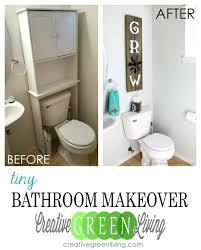 Tiny Bathroom Makeovers - the 25 best tiny bathroom makeovers ideas on pinterest small