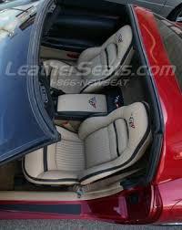 Custom Corvette Interior Handmade Custom Chevrolet C5 Corvette Italian Leather Interior By