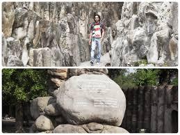 Nek Chand Rock Garden by Rehaan Chandigarh Location Recce Day 3