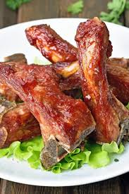 easy fall off the bone barbecue ribs kitchme