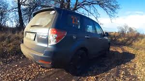 forest green subaru forester subaru forester offroad youtube