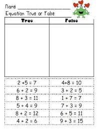 59 best math balance equations equal sign images on pinterest