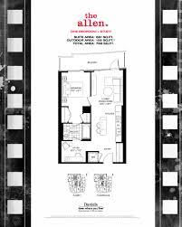 floor plans u2013 cinema tower u2013 daniels gateway