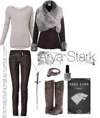 Arya Stark Halloween Costume 247 Game Thrones Costumes Images House