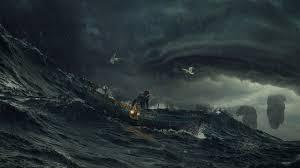 Wallpaper Storm Hd 4k Fantasy 8992