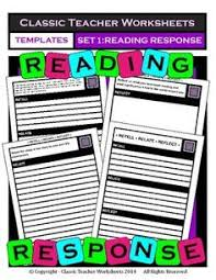 reading response reading response journal prompts grades 2 3
