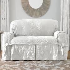 T Shaped Sofa Slipcovers by Damask Sofa Slipcovers Centerfieldbar Com