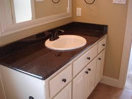 Bathroom Vanity Tops With Sinks by Bathroom Elegant Bathroom Vanity Countertops With Immaculate
