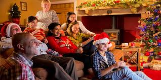 yougov america s ideal is a small family gathering