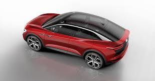 supercar suv vw u0027s newest id cross electric suv concept looks almost production