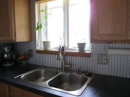 kitchen metal backsplash ideas corrugated steel backsplash cheap and easy this will be in my