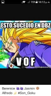 Dbz Memes - 25 best memes about dbz memes dbz memes